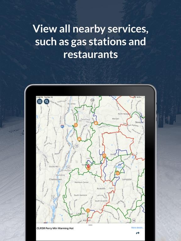 NH Snowmobile Trails 2020 screenshot 8