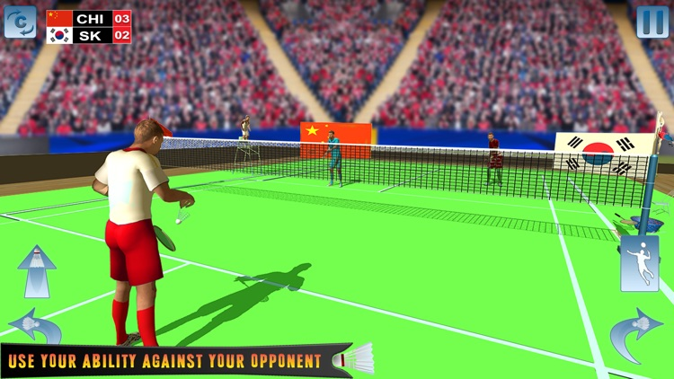 Badminton Championship League screenshot-0