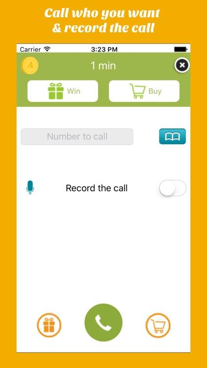 Call Voice changer Allogag screenshot-3