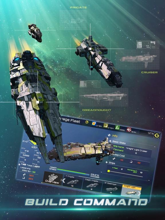 Nova Empire: Space Commander screenshot 9
