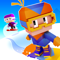 App Icon for Blocky Snowboarding App in Germany App Store