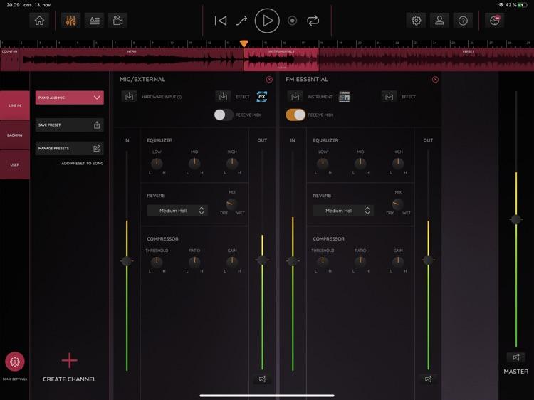 JamFactory - Multitrack Tunes screenshot-3