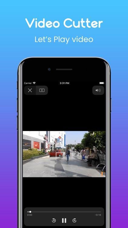 Easy Video Cutter screenshot-4