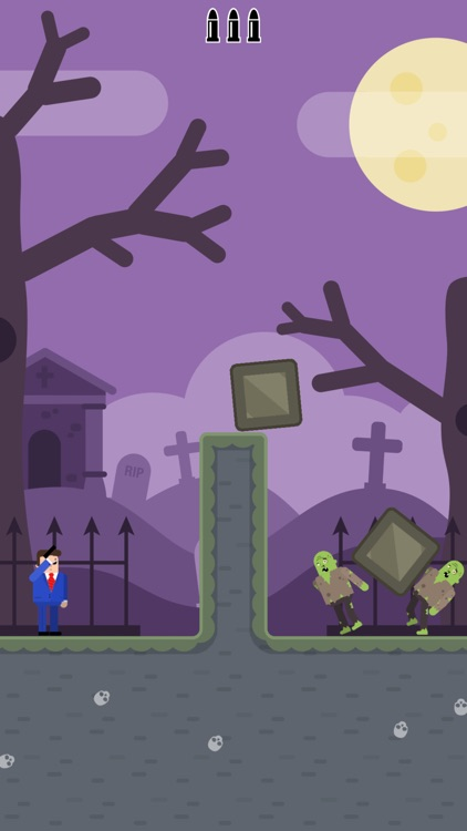 Mr Bullet - Spy Puzzles screenshot-7