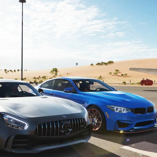 Luxury Car Racing HD