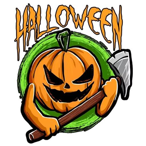 Halloween Moji Stickers