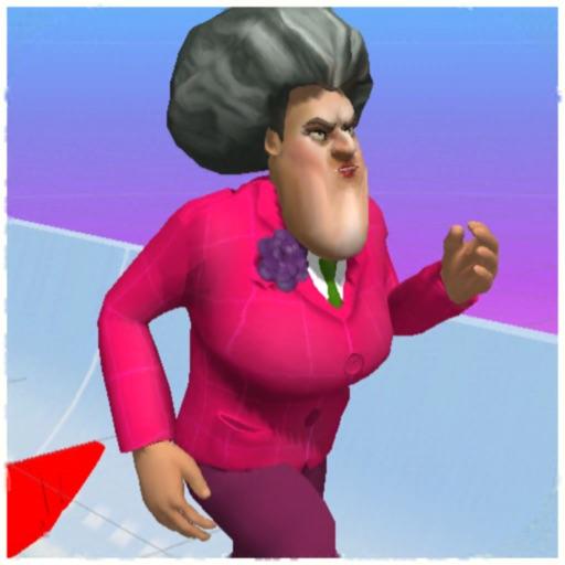 Granny Teacher 3D Run