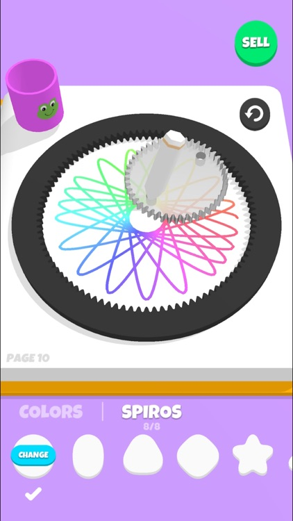 Spiro Art - ASMR game