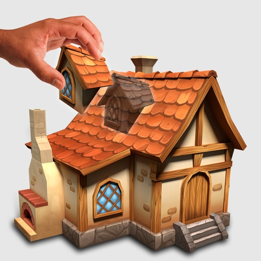 World Builder 3D Fun Puzzle