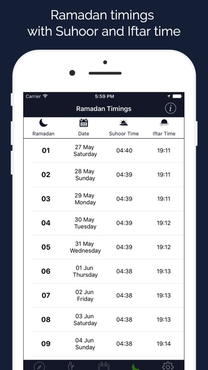 Ramadan 2019 Assistant PRO screenshot-3