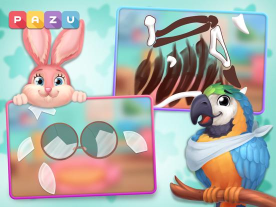 ペットドクター-子供向けのケアゲーム Pet Doctorのおすすめ画像4