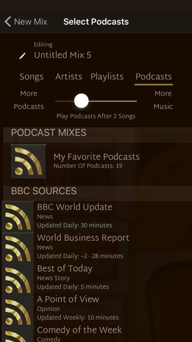 MixOnMyRadio - Mix On My Radio - MixnMyRadio screenshot