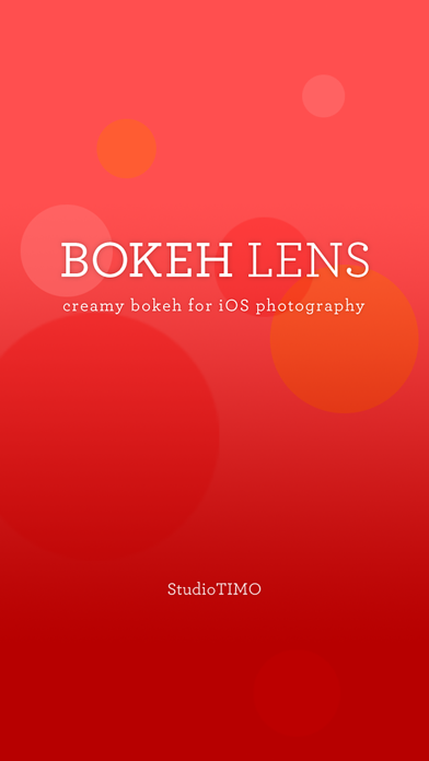 Screenshot for Bokeh Lens in Lebanon App Store