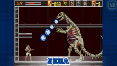 The Revenge of Shinobi Classic screenshot 2