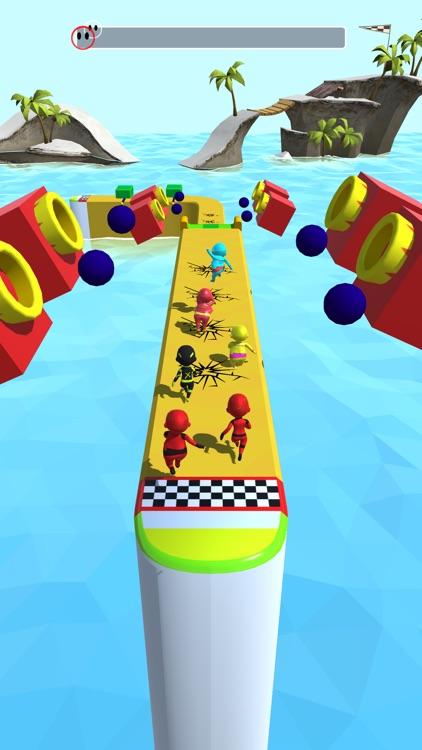 Sea Race 3D - Fun Sports Game screenshot-4