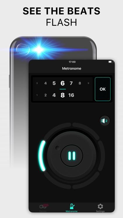 Metronome Pro - Beat & Tempo screenshot-3