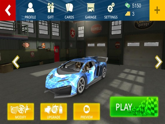 Real Car Driving Simulator Pro на iPad