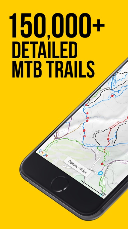 Trailforks - Mountain Bike Map
