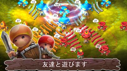 Mushroom Wars 2: オンライン戦争ゲームのおすすめ画像3
