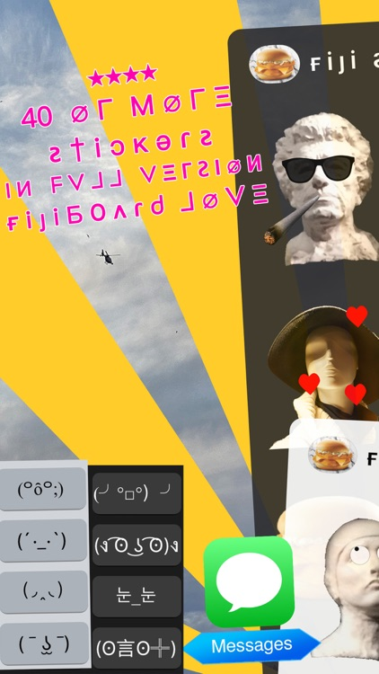 fijiboard LITE glitch keyboard screenshot-5