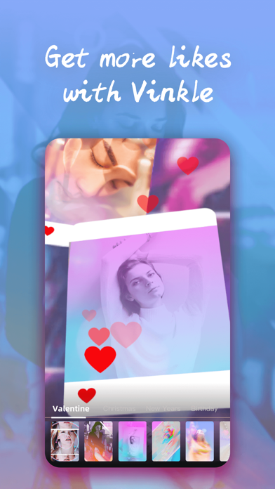 Vinkle - Music Video Editor Screenshot