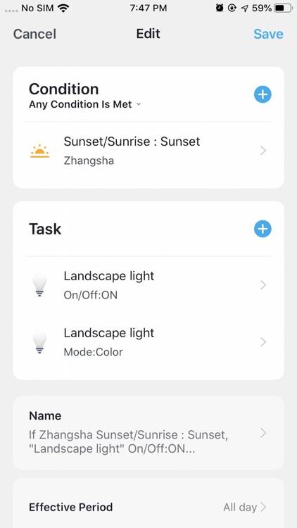Spektrum+ Smart Lighting screenshot-3