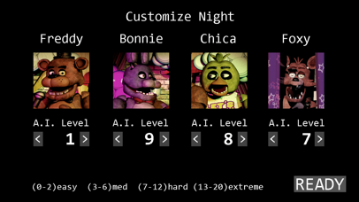 Screenshot for Five Nights at Freddy's in Belgium App Store