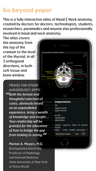 Radiology - Head&Neck Anatomy screenshot 2