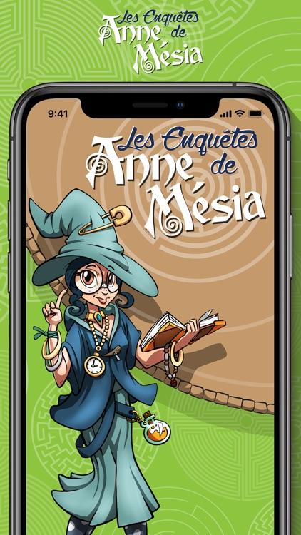 Anne Mésia's Quest