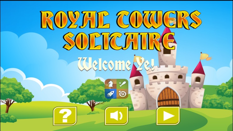 Royal Towers Solitaire screenshot-4