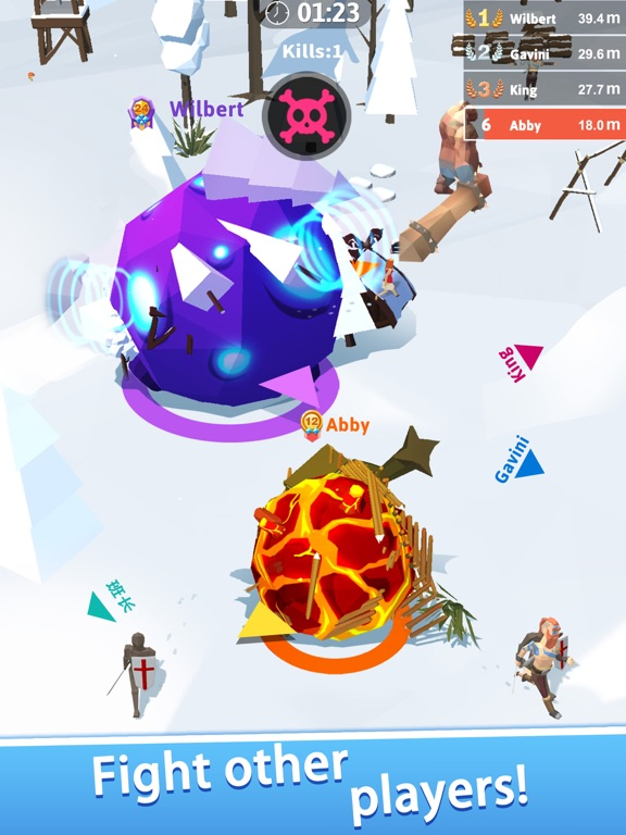 Big Big Baller™ screenshot 3