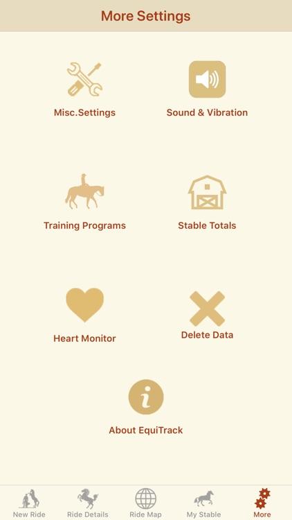 EquiTrack Trainer screenshot-4