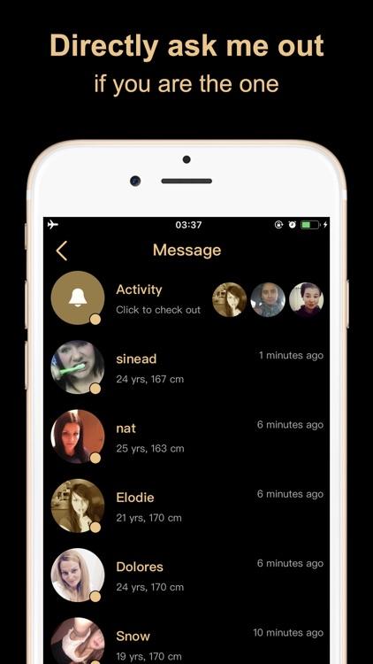 419 Dating & Flirt APP screenshot-3