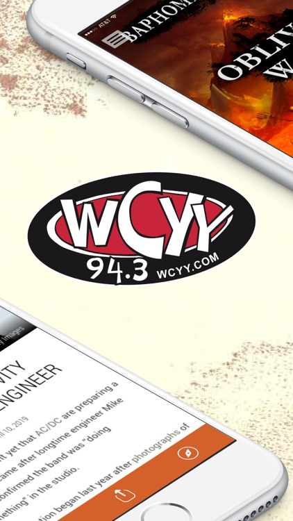 94.3 WCYY - Portland screenshot-1
