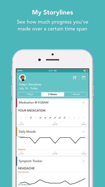 Health Storylines screenshot-4