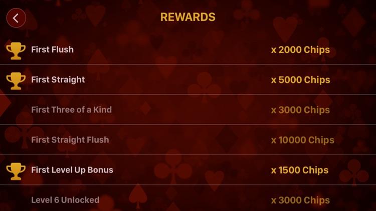 3 Card Poker Casino screenshot-4