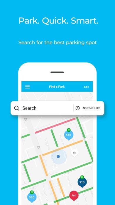 UbiPark screenshot one