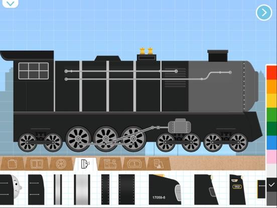 Labo Brick Train:Поезд игры для iPad