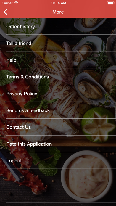 SeamanFood screenshot 7