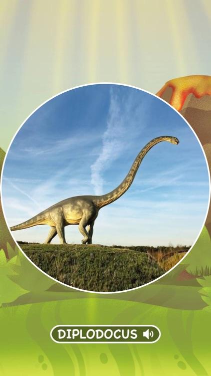 Cards of Dinosaurs for Toddler screenshot-4