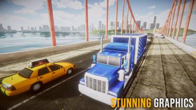 卡车模拟驾驶:欧洲之行のおすすめ画像1