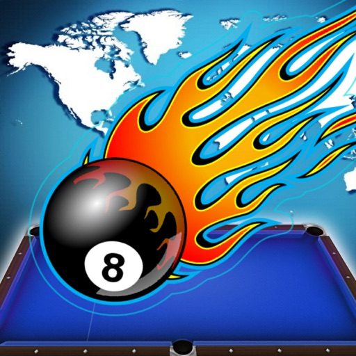 Pro 8Ball Pool World League icon
