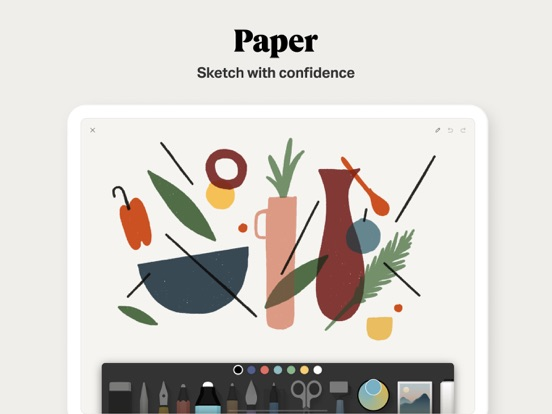 Paper - Notes, Photo Annotation, and Sketches by FiftyThree screenshot