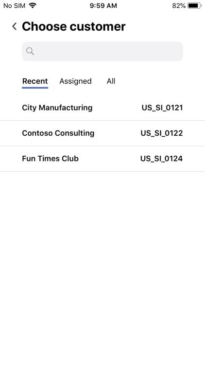 Dynamics 365 Project Timesheet screenshot-3