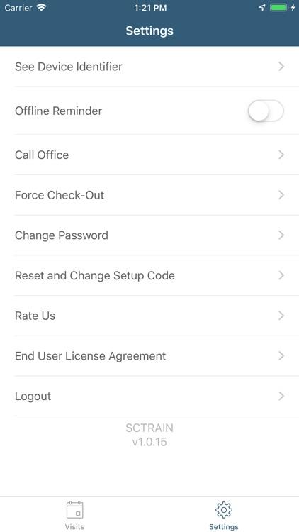 AuthentiCare 2.0 screenshot-6