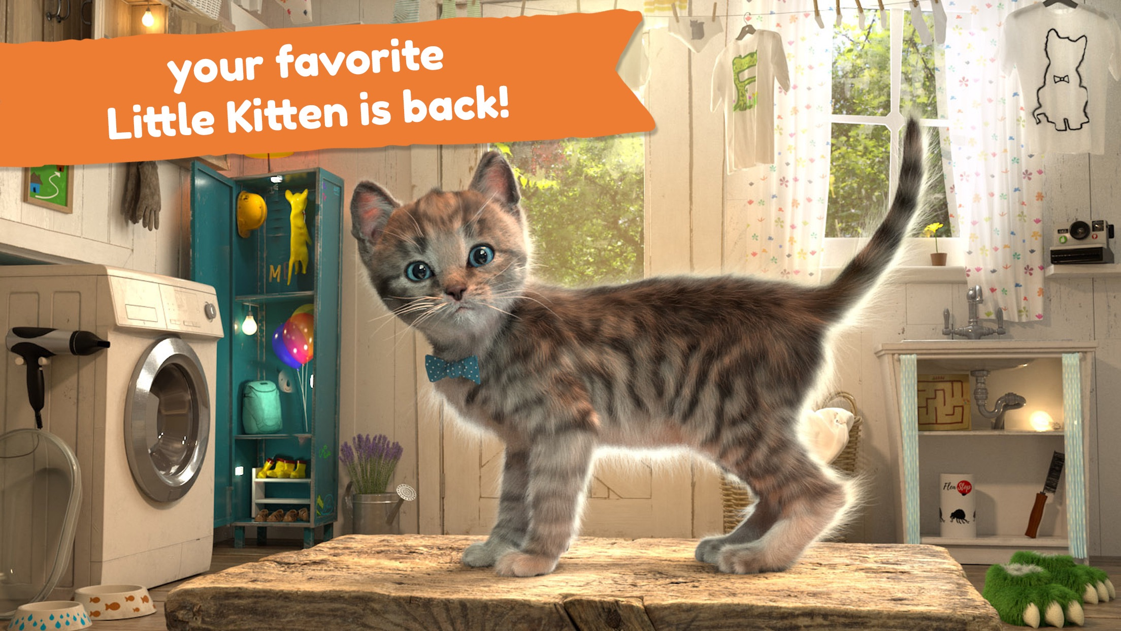 Little Kitten Adventures Screenshot