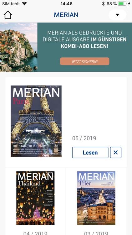 MERIAN - Die Lust am Reisen