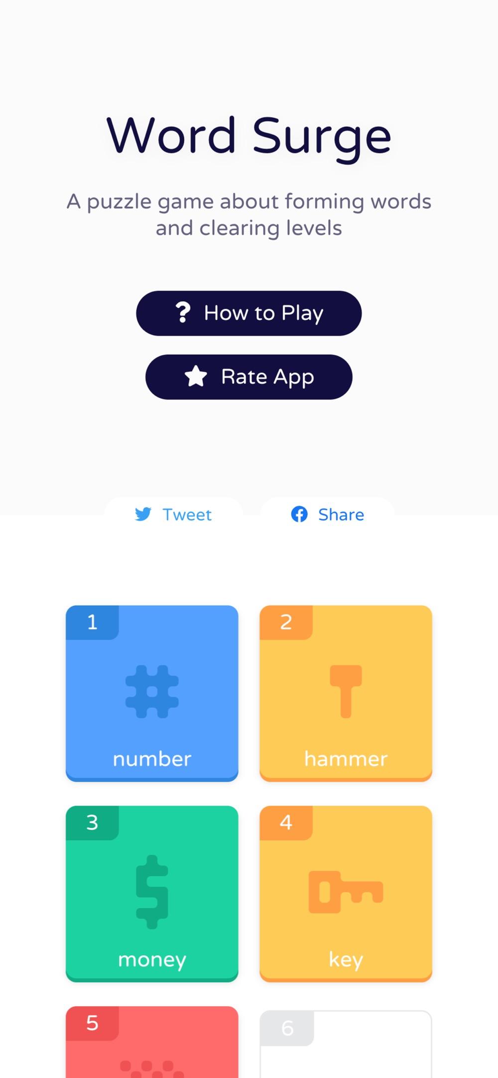Word Surge! Cheat Codes