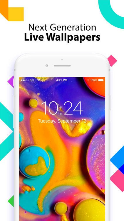 Live Wallpapers and HD Themes screenshot-0