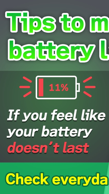 batteryウィジェット バッテリー残量をサクサク確認